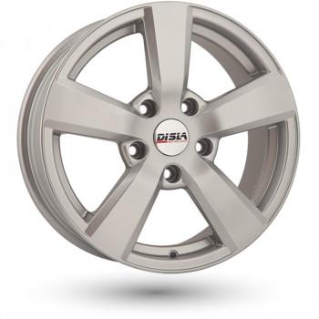 Disla 503 Formula Silver R15 W6,5 PCD5x114,3 ET35 DIA67,1